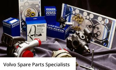 Volvo-Penta Spare Parts
