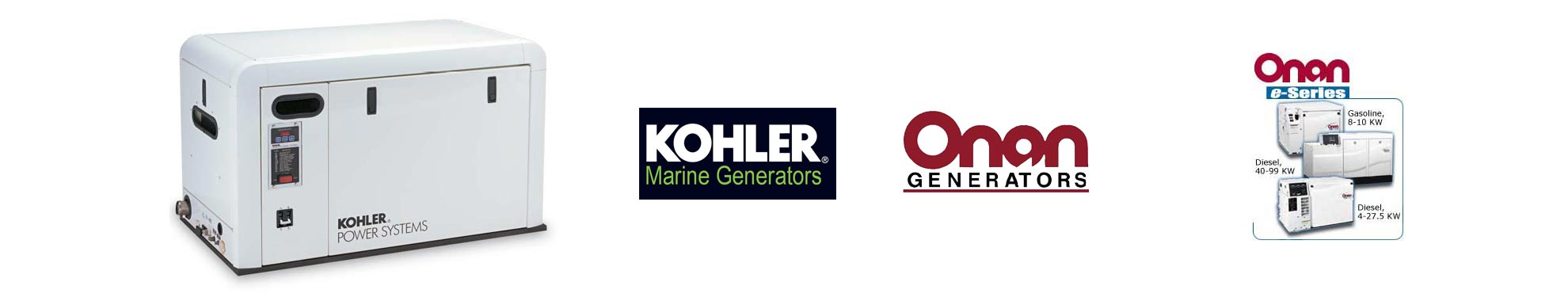 Generator Service, Repairs and Sales | Seatech Marine