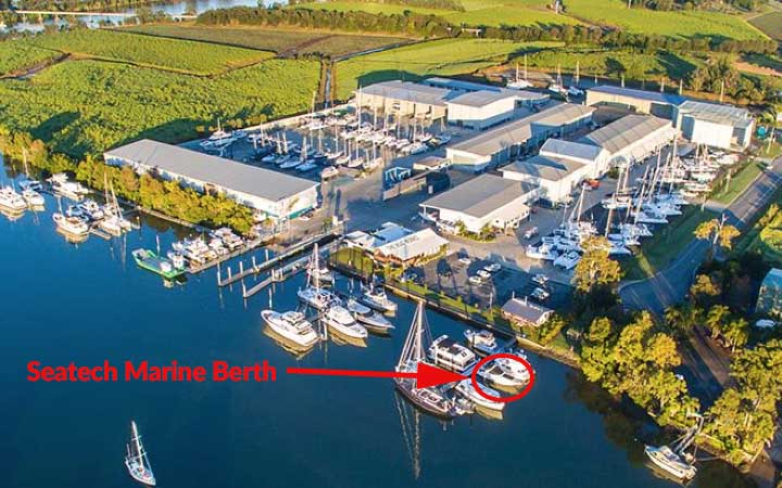 Boat Berth For Rent $600p/m