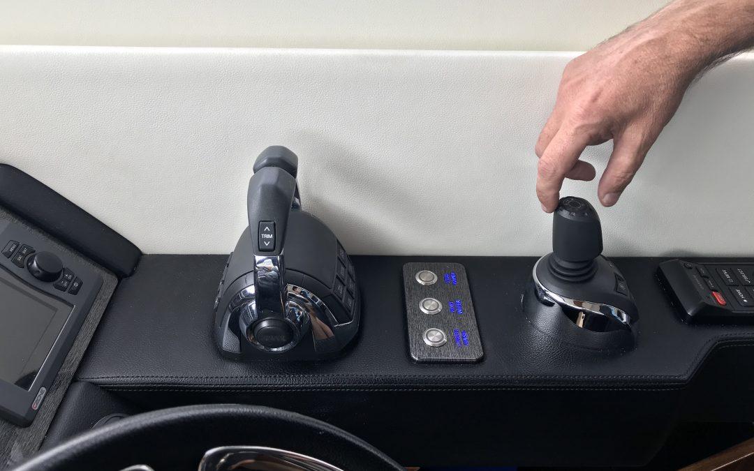 Volvo IPS Skyhook, the best gadget for your boat